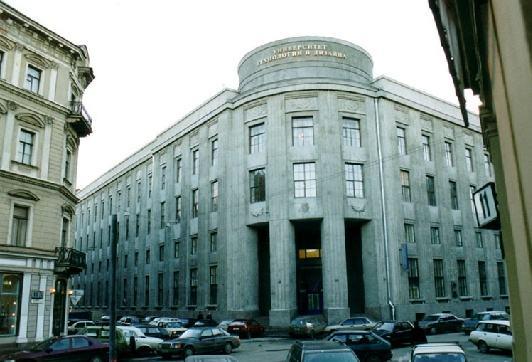 圣彼得堡国立工艺与设计大学(彼得堡国立工艺与造型艺术大学)