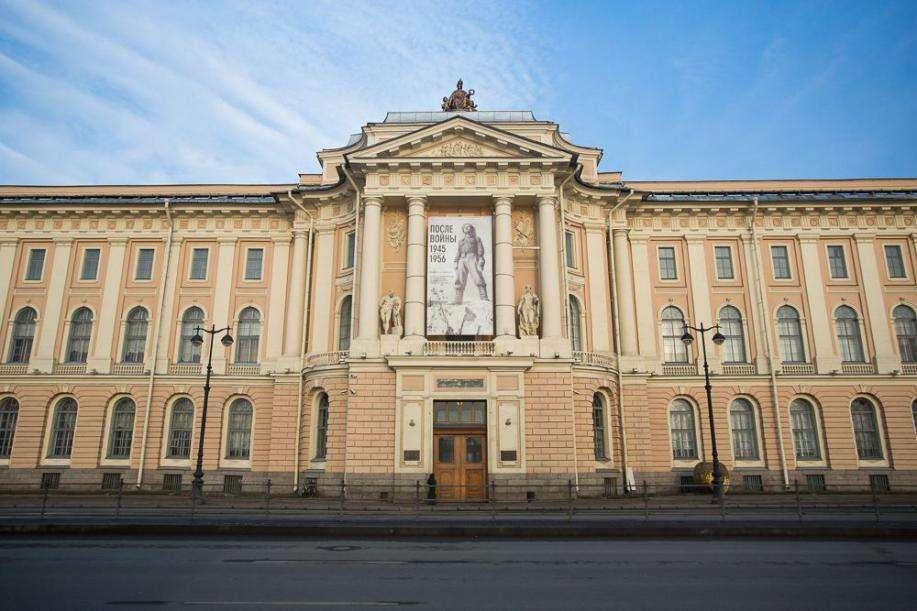俄罗斯国立列宾美术学院